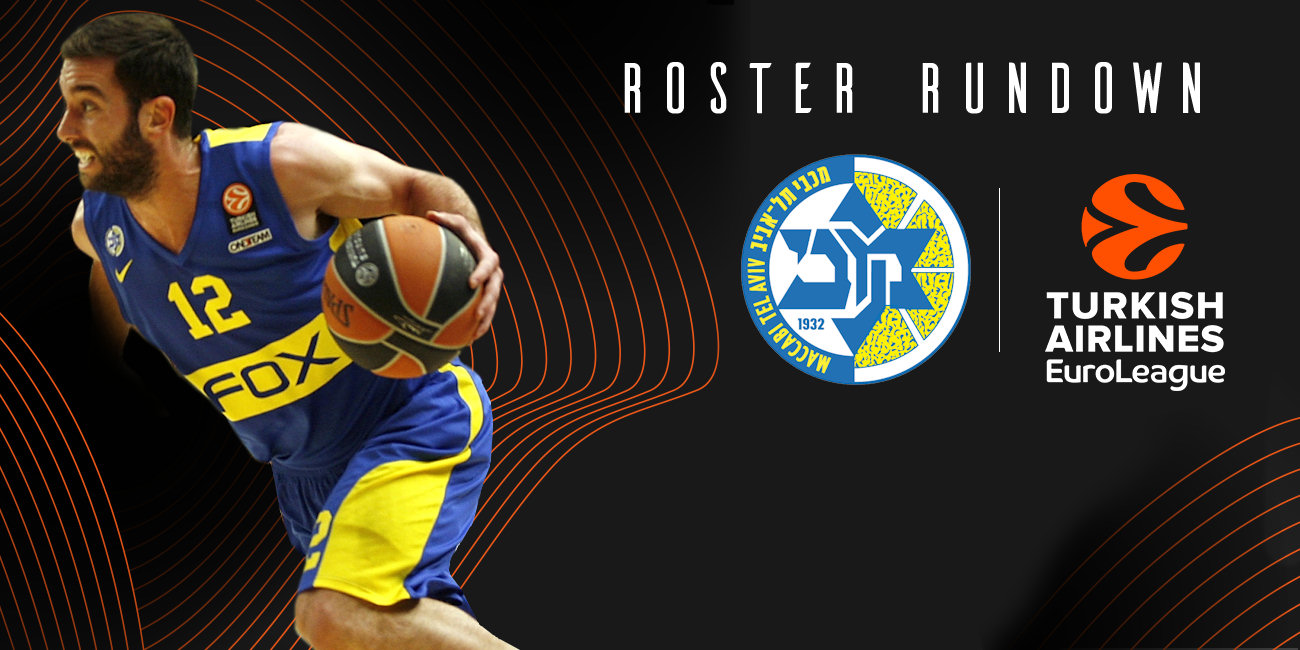 Roster Rundown - Maccabi FOX Tel Aviv