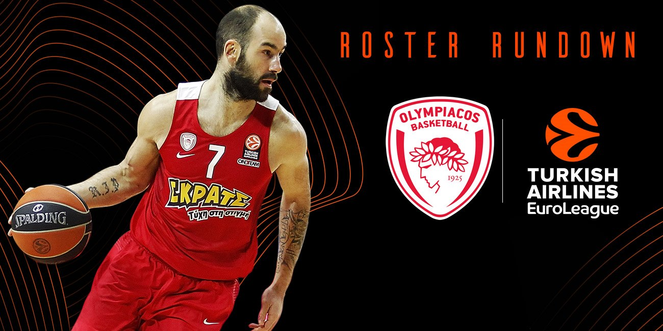 Roster Rundown - Olympiacos Piraeus