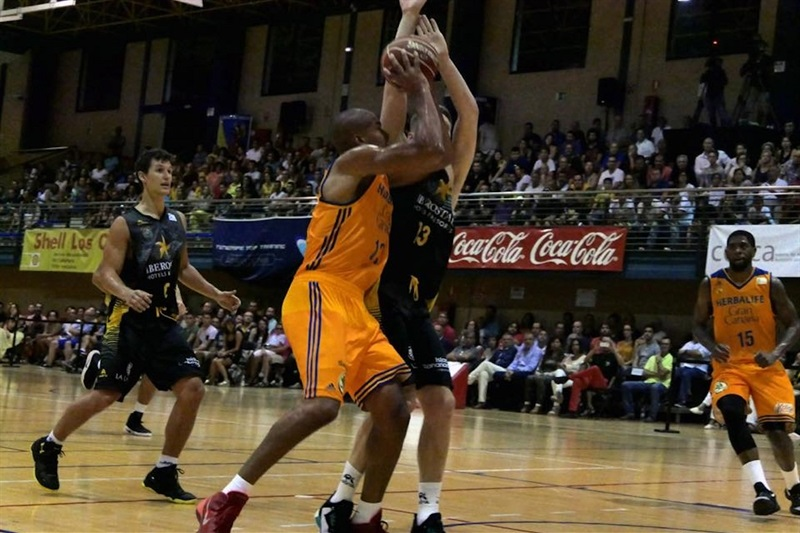 Eulis Baez - Gran Canaria in preseason (photo Gran Canaria) EC16