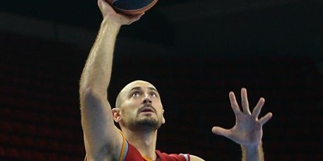Galatasaray and center Krstic part ways