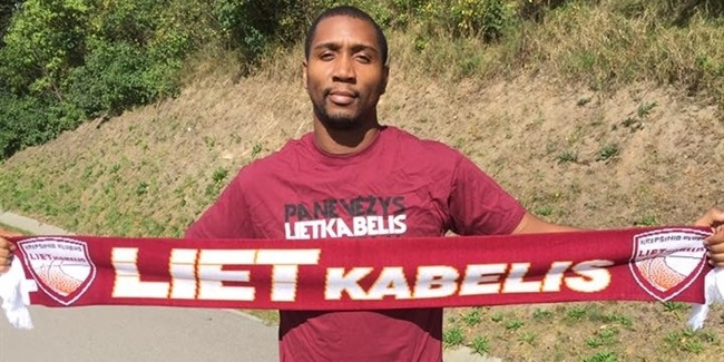 Lietkabelis Panevezys adds playmaker Williams