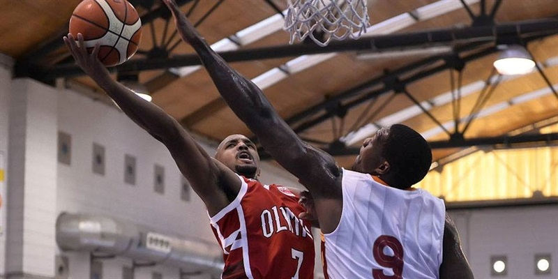 Deon Thompson - Galatasaray Odeabank Istanbul in preseason - EB16 (photo Galatasaray)