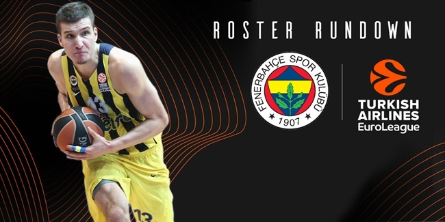 Roster Rundown - Fenerbahce Istanbul