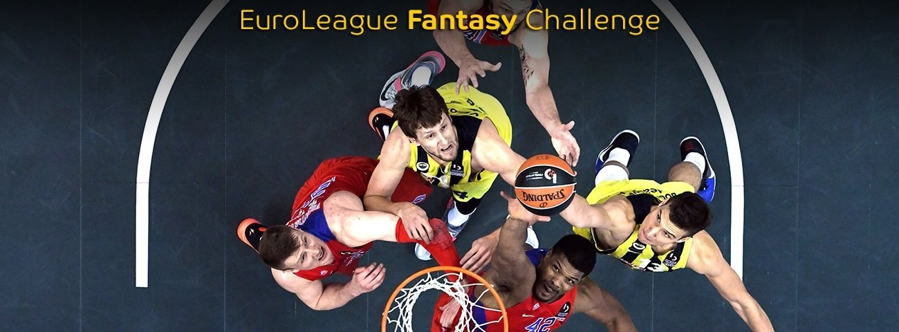 EuroLeague Fantasy Challenge: Regular Season Round 23 winner