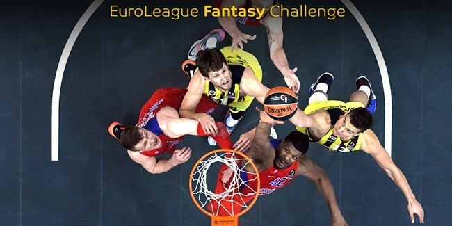 EuroLeague Fantasy Challenge: Regular Season Round 18 winner