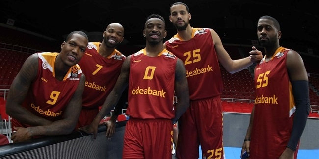 2016 Media Day Live: Galatasaray Odeabank Istanbul