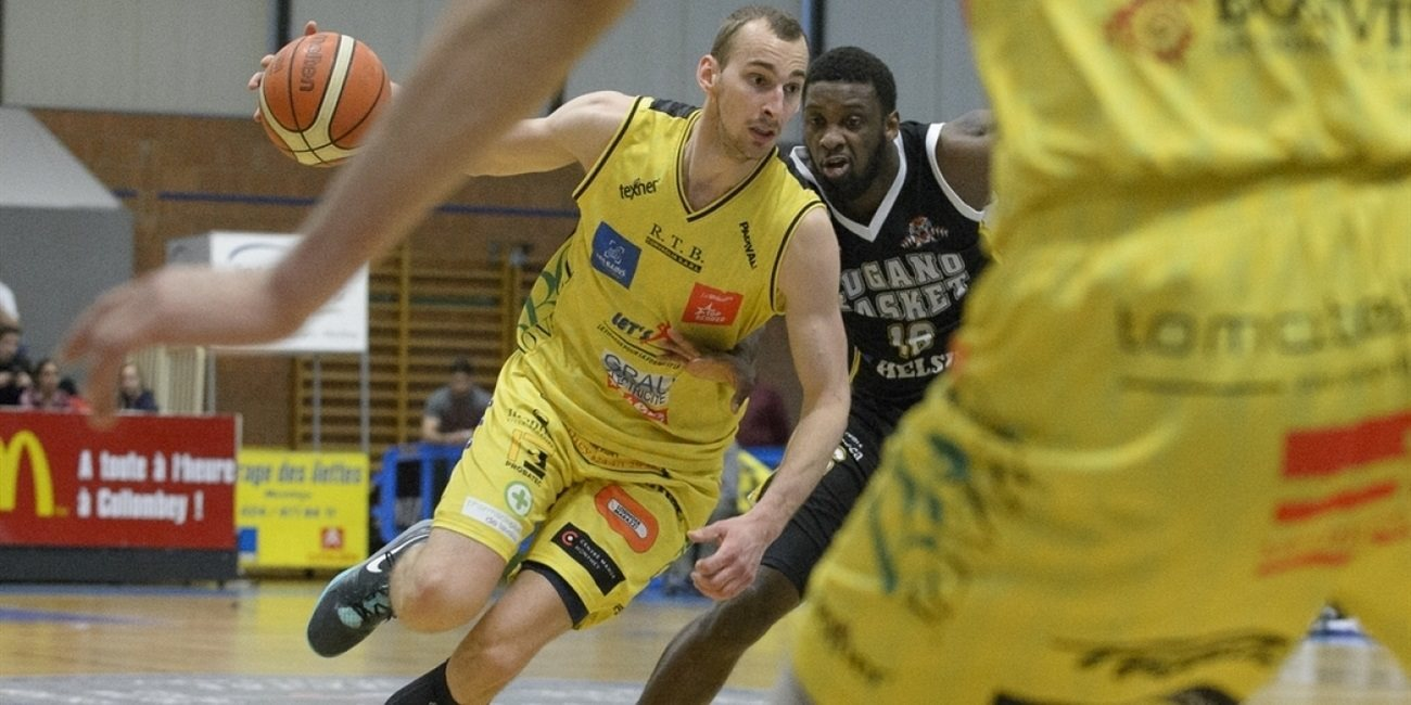 Union Olimpija adds power forward Mladjan