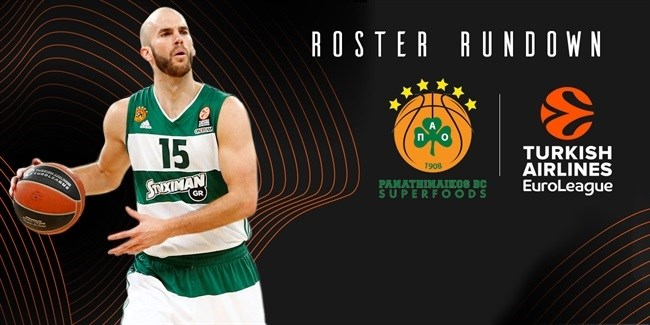 Roster Rundown - Panathinaikos Superfoods Athens