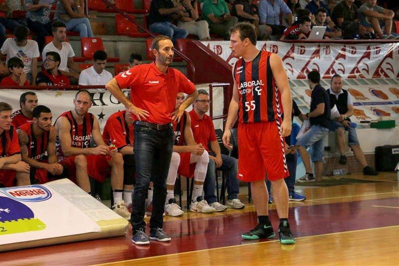 Sito Alonso - Baskonia Vitoria Gasteiz in preseason - EB16 (photo Baskonia)