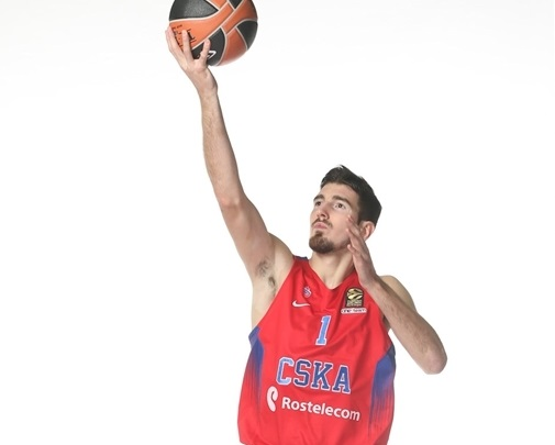 Nando De Colo -  CSKA Moscow - Media Day 2016 - EB16