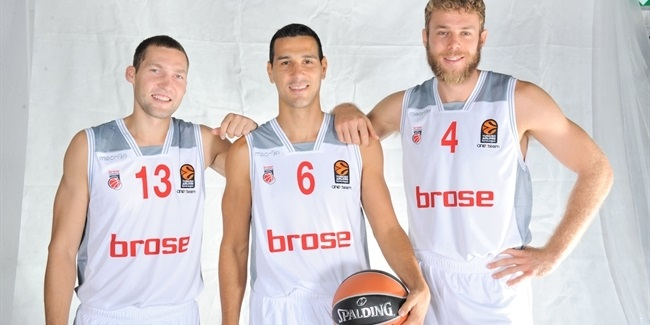 2016-17 Media Day: Brose Bamberg