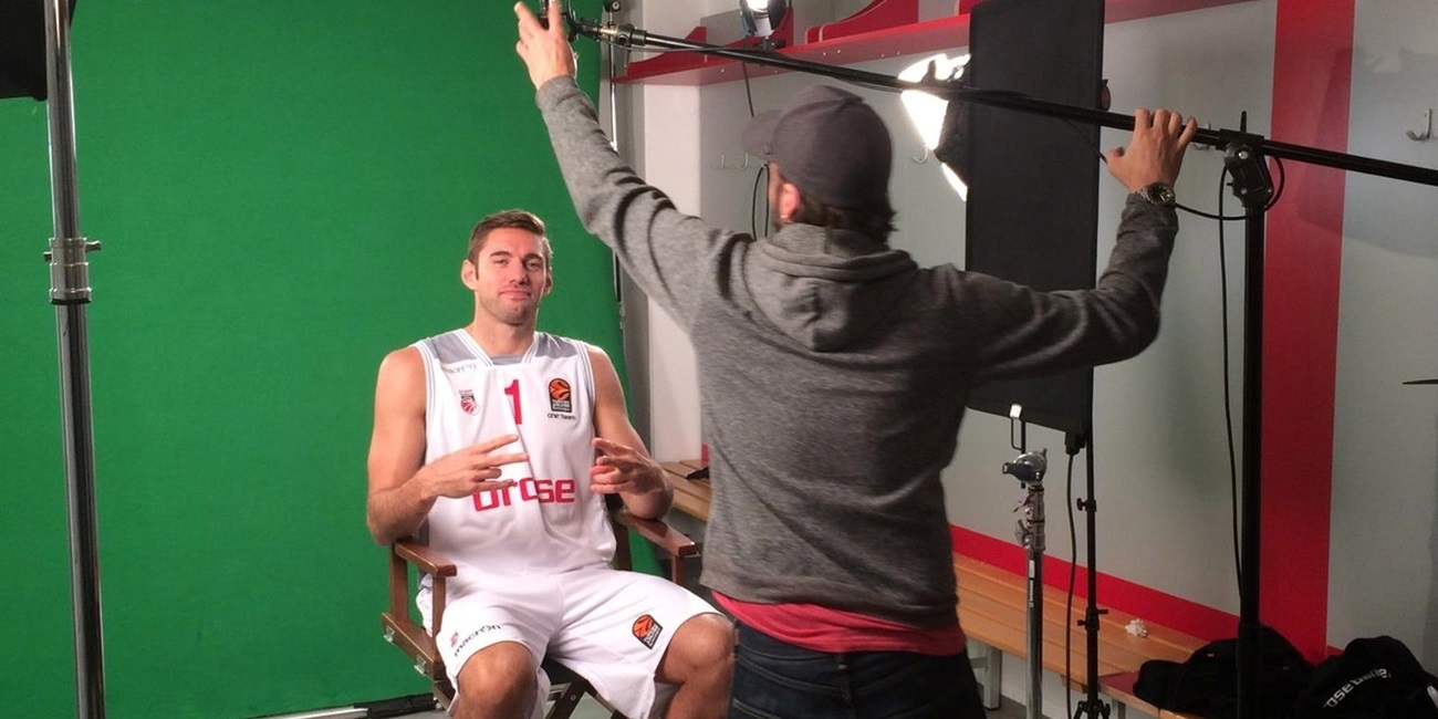 2016 Media Day Live: Brose Bamberg