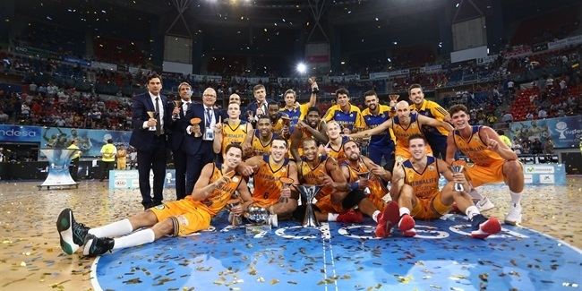 Herbalife Gran Canaria is the Spanish Supercup champion!