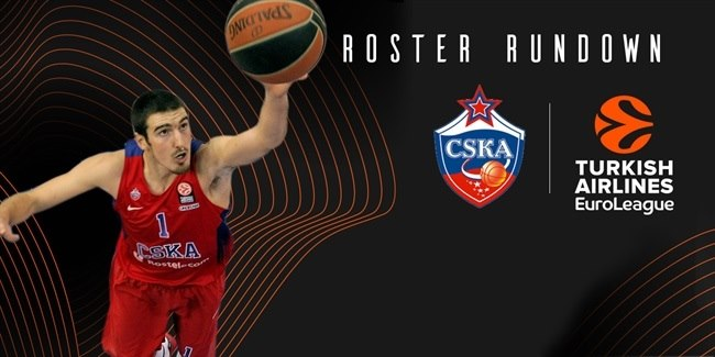 Roster Rundown - CSKA Moscow