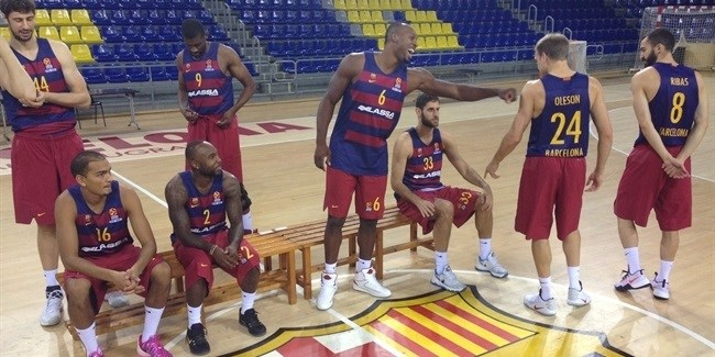 2016 Media Day Live: FC Barcelona Lassa