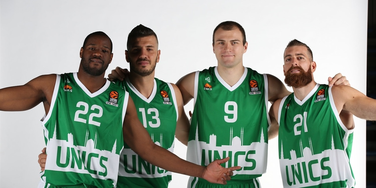 2016 Media Day Live: Unics Kazan