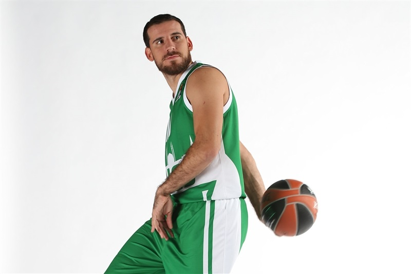 Quino Colom - Unics Kazan - Media Day 2016 - EB16
