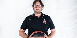 Andrea Trinchieri - Brose Bamberg Media Day 2016 - EB16