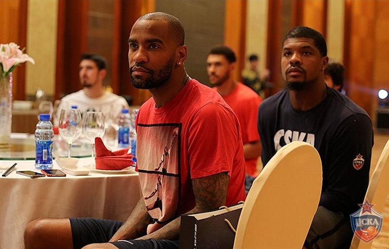 Aaron Jackson - CSKA Moscow - China Tour 2016 - EB16 (photo T. Makeeva - CSKA Moscow)