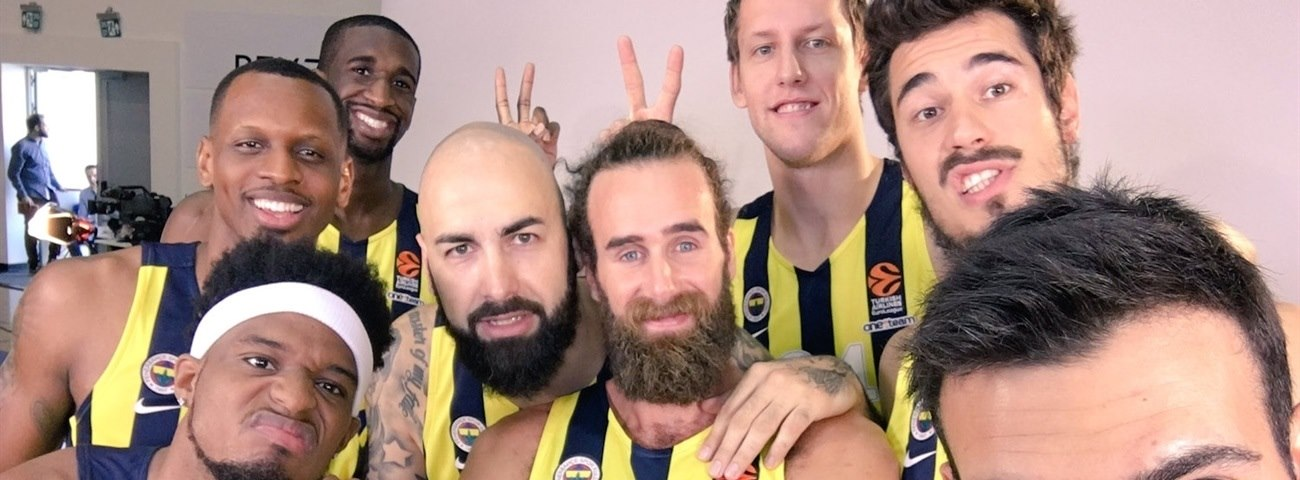 2016 Media Day Live: Fenerbahce Istanbul