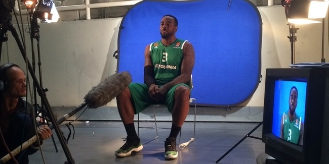 2016-17 Media Day: Panathinaikos Superfoods Athens