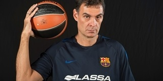 Georgios Bartzokas - FC Barcelona Media Day 2016 - EB16