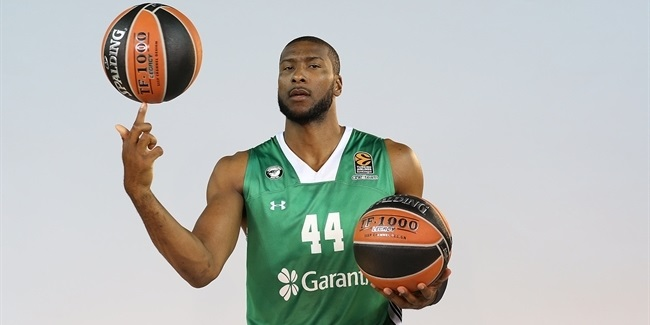 Marcus Slaughter: A new, exciting EuroLeague!