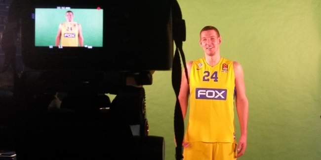 2016 Media Day Live: Maccabi FOX Tel Aviv