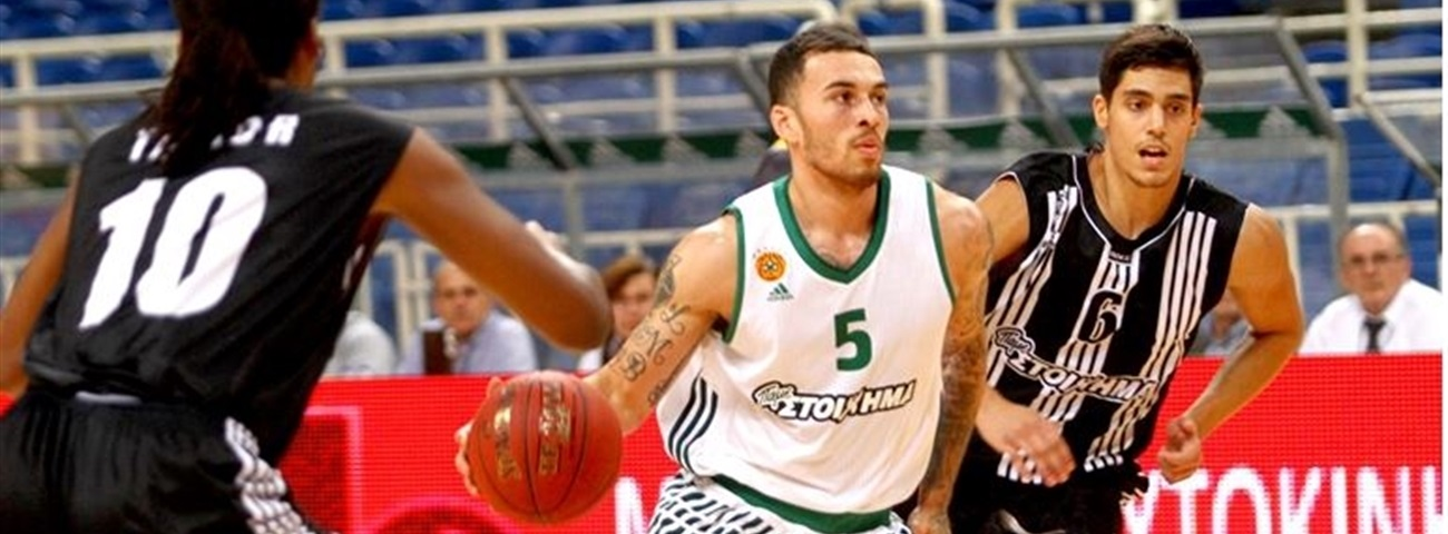Panathinaikos loses James to hand injury