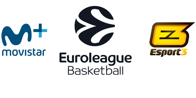 Trusted TV partners renew Turkish Airlines EuroLeague agreements in Spain