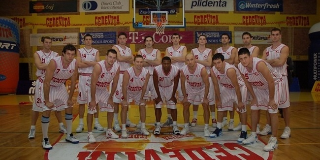 The Club Scene: Cedevita Zagreb