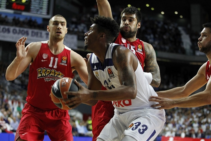 Trey Thompkins - Real Madrid - EB16