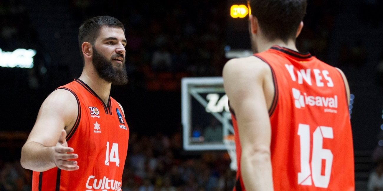 Bojan Dubljevic - Valencia Basket - EC16 (photo Valencia Basket)