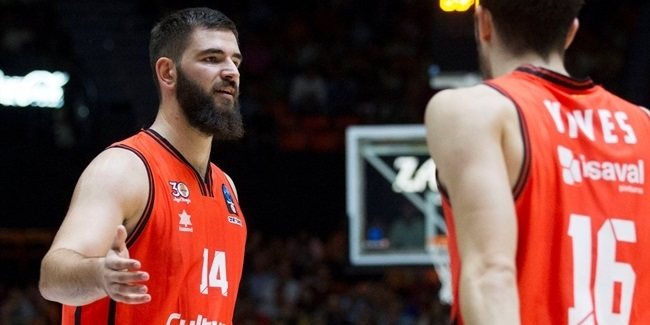 Valencia's Dubljevic out three weeks