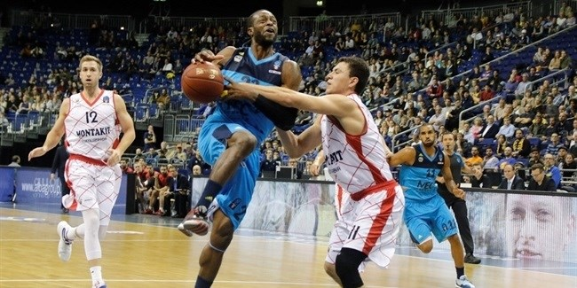 Regular Season, Round 1: ALBA Berlin vs. Montakit Fuenlabrada