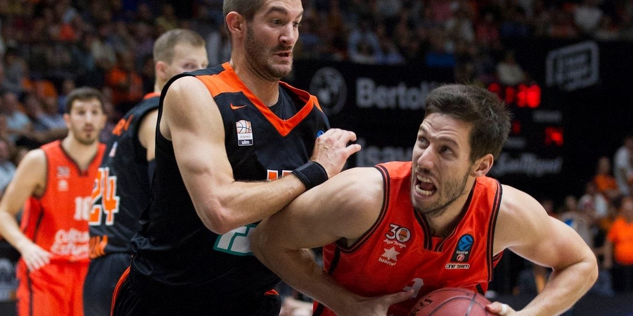 Regular Season, Round 1 report: Valencia Basket 95-58 ratiopharm Ulm