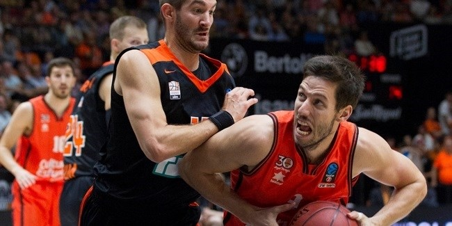 Regular Season, Round 1: Valencia Basket vs. ratiopharm Ulm