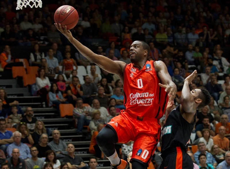 Will Thomas - Valencia Basket - EC16 (photo Valencia Basket)