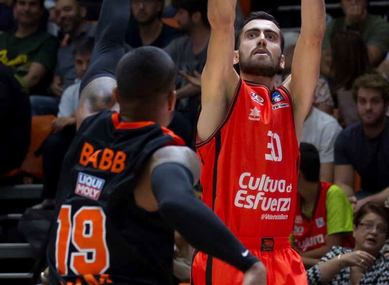 Joan Sastre - Valencia Basket - EC16 (photo Valencia Basket)