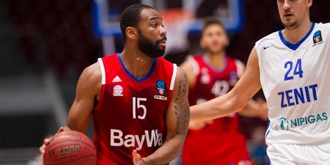 Top 16, Round 3 report: Bayern remains atop Group F after beating Lietkabelis