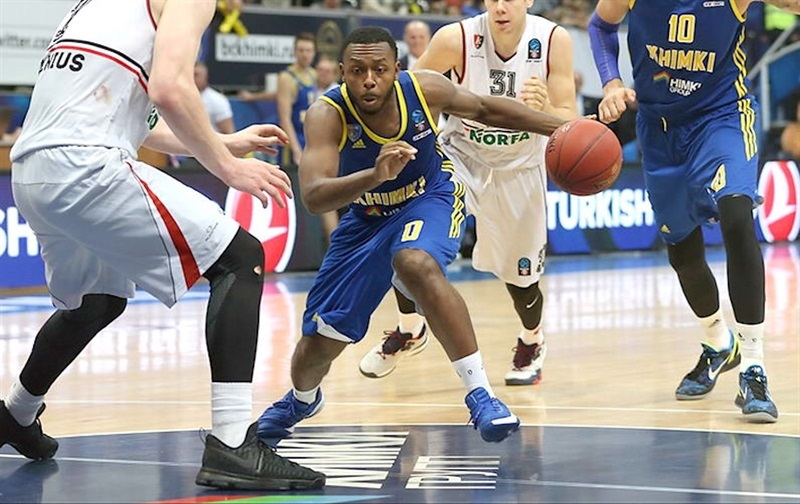 Jacob Pullen - Khimki Moscow Region - EC16 (photo Khimki)