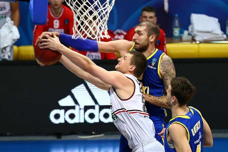 Dmitry Sokolov - Khimki Moscow Region - EC16 (photo Lietuvos Rytas)