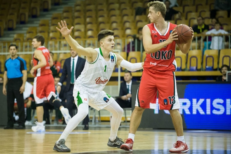 Dmitry Khvostov - Lokomotiv Kuban Krasnodar - EC16 (photo Lokomotiv)