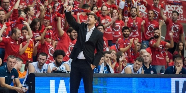 Partizan promotes Scepanovic to head coach