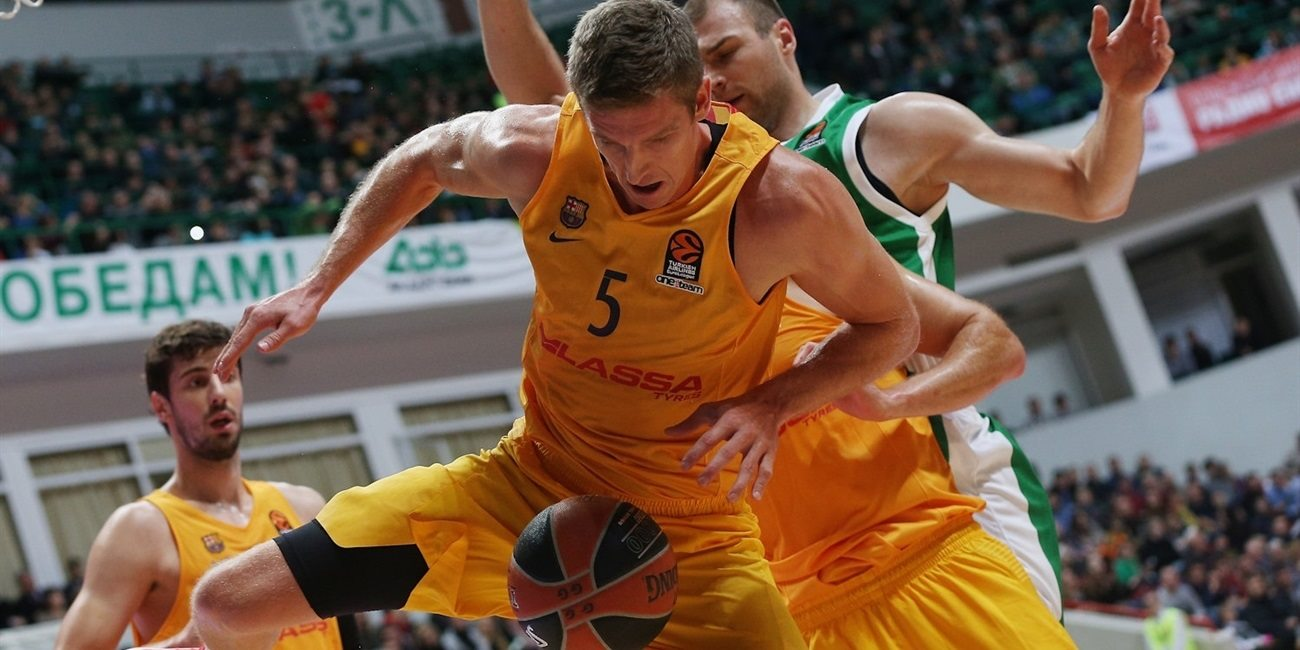 RS Round 1 report: Barcelona uses big fourth quarter to top Unics in Kazan