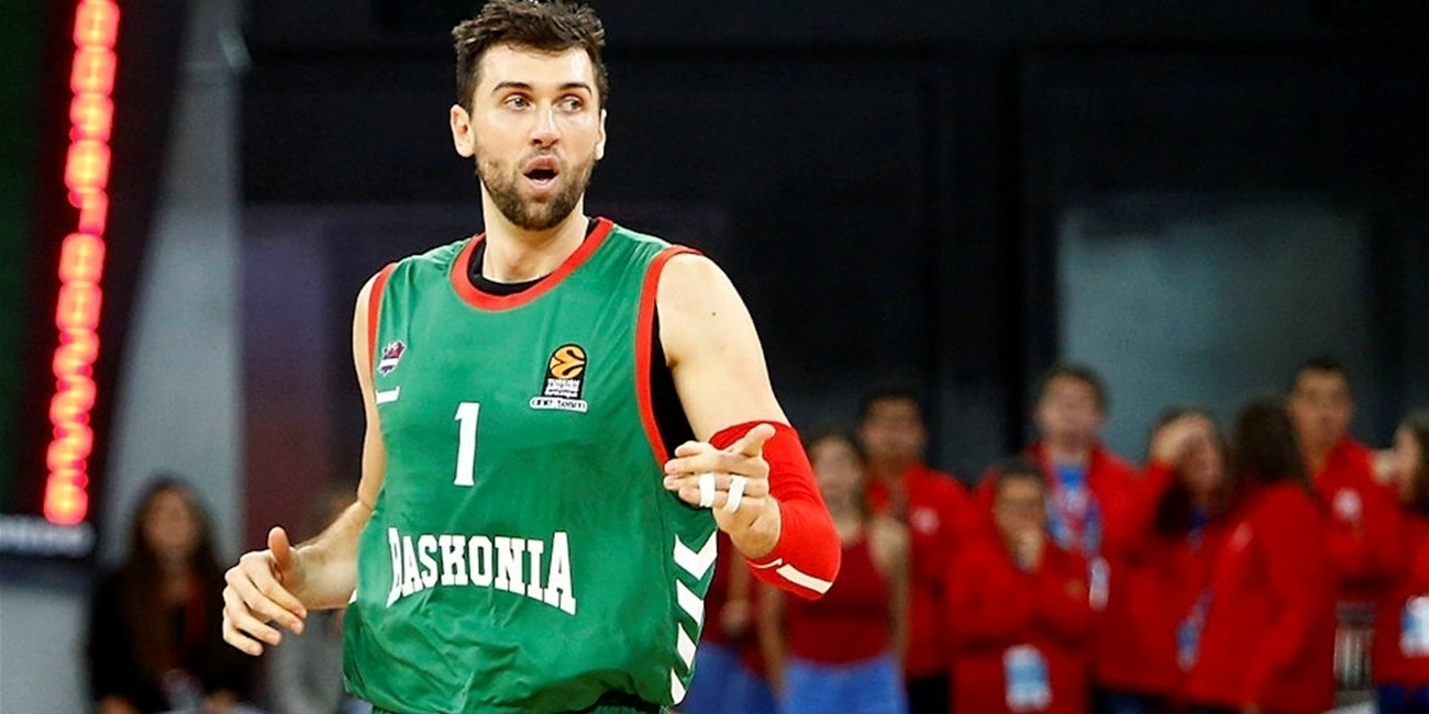 Interview: Andrea Bargnani of Baskonia Vitoria Gasteiz