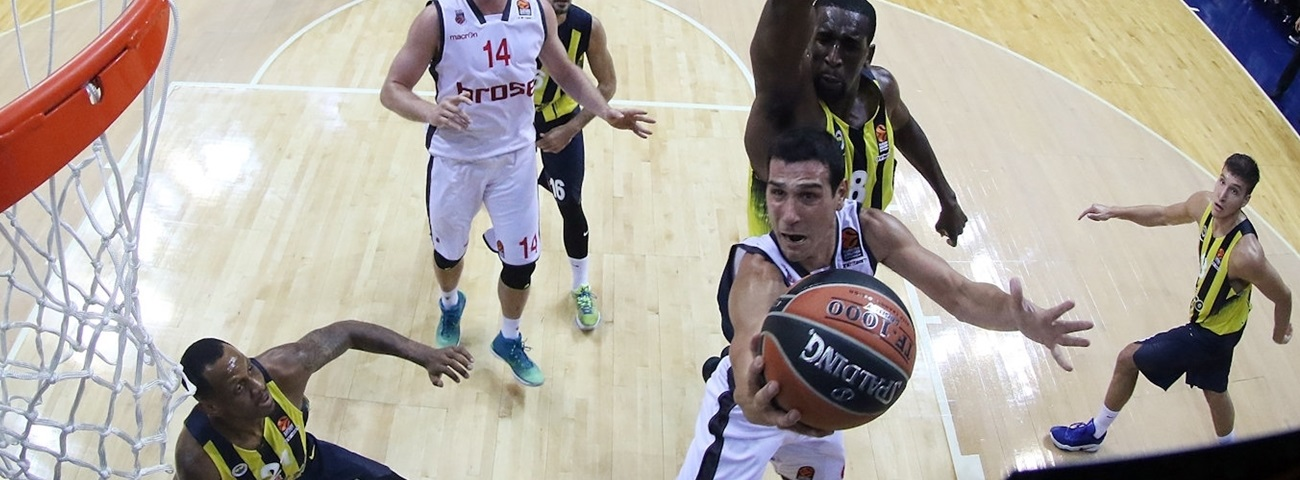 Brose Bamberg, Zisis agree on two-year extension
