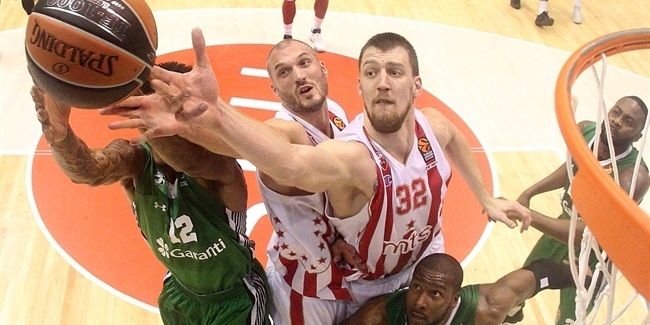 20th anniversary galleries: Crvena Zvezda mts Belgrade