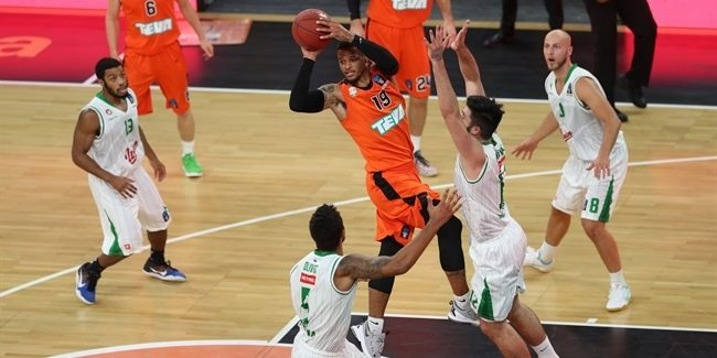 Regular Season, Round 2: ratiopharm Ulm vs. Union Olimpija Ljubljana