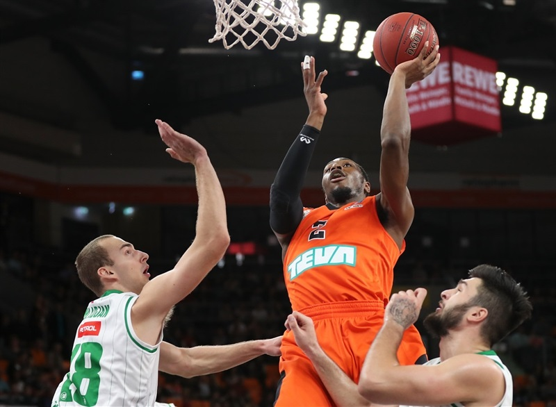 Dominique Sutton - ratiopharm Ulm - EC16 (photo Florian Achberger - Ratiopharm Ulm)